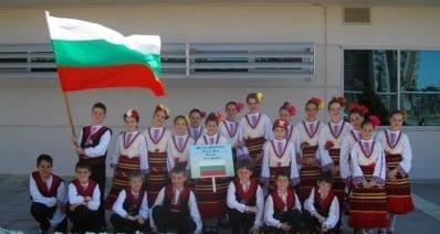 Детски танцов ансамбъл Звездички танцов ансамбъл Бургас