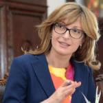 Екатерина Захариева на официалното посещение в Ангола