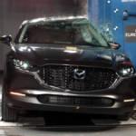 Моделът на Mazda изпревари Volvo по безопасност